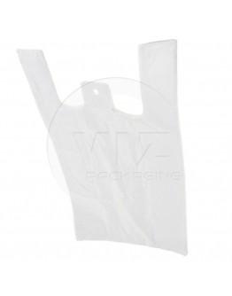 Shopper bags HDPE 25x12x45cm, 2000pcs