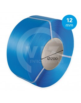 PP Band blauw 12mm/0.55mm/3000m