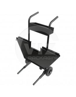 Steel strap cart