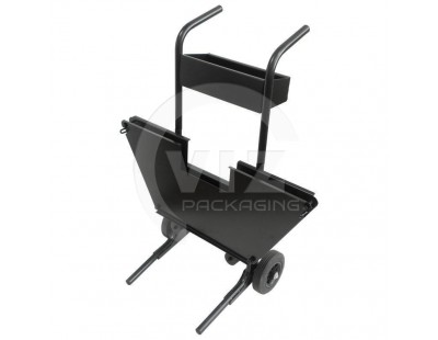 Steel strap cart Strapping