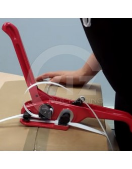 AVT Strapping tensioner with nose fuction