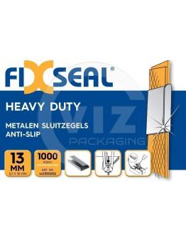 Sluitzegels FIXSEAL heavy duty KO 13 mm