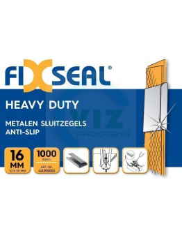 Sluitzegels FIXSEAL heavy duty KO 16 mm