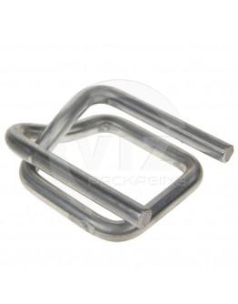 FIXCLIP metalen gespen 25 mm