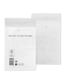 Air bubble envelopes 11/A 100x165mm, box 200pcs