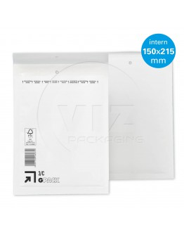 Air bubble envelopes 11/A 150X215mm, box 100pcs