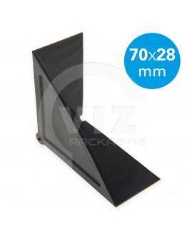 Corner Protection Open 70/28mm, 1000 pcs