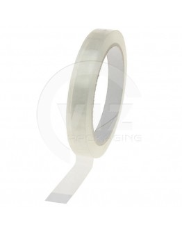PP acryl tape 15mm/66m Low-noise