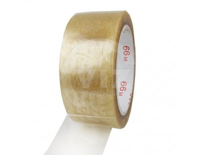 PP tape Solvent 48mm/66m tranparent PP solvent tape