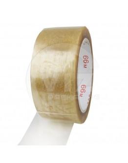 PP tape Solvent 48mm/66m tranparent