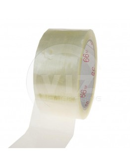PP tape Hotmelt 48mm/66m Transparent
