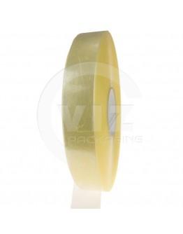 PP -hotmelt 38mm/990m machine tape, transparent