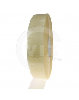 PP hotmelt machinetape 48mm/990m Standard Plus Transparent