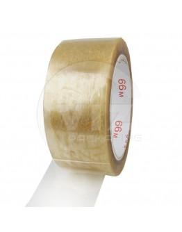 PVC solvent tape 48mm/66m transparent