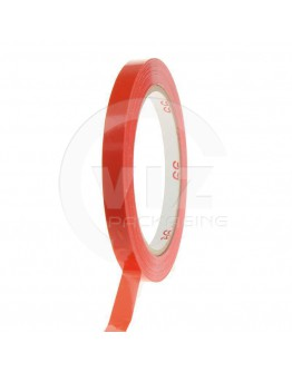 PVC tape red 9/66