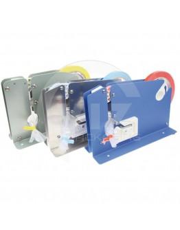 PVC solvent tape White 9mm for bag sealers