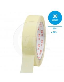 Masking tape 38mm/50m 60°C