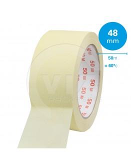 Masking tape 48mm/50m 60°C