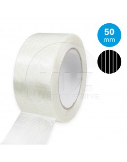 Filament tape 50mm/50m LV