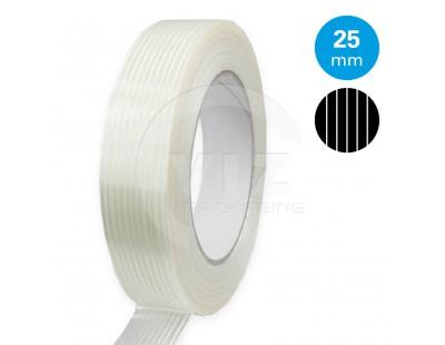 Filament tape 25mm/50m LV Tape