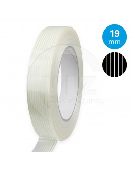 Filament tape 19mm/5mm LV