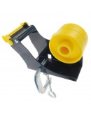 Table dispenser with table clamp Tape