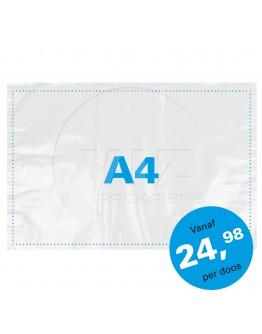 Packing list envelopes blank A4 322x225mm 500 stuks