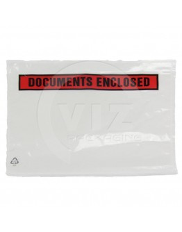 """Packing list """"Documents enclosed"""" A5 225x165mm 1.000 1000 pcs"""
