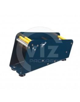 Label dispenser metal 1-zone 77mm