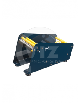 label dispenser metal 2-zones 115mm