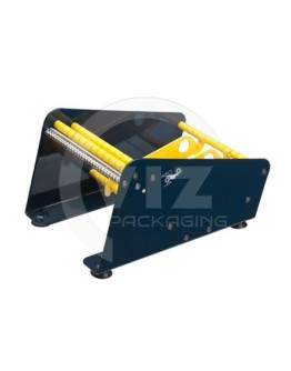 Label dispenser metal 3-zones 165mm