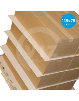 Anti-slip paper  750x1150mm for Europallet