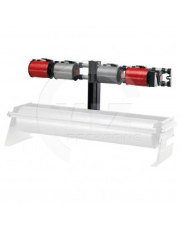 Ribbon dispenser attachment H+R ZAC, for 4 bobbins