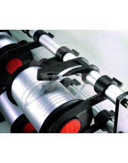 Vario adaptive ribbon dispenser for 8 rolls