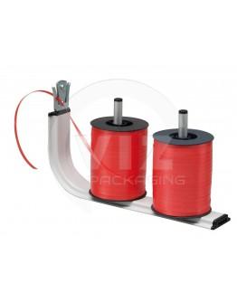 Ribbon dispenser attachment STANDARD, for 2 bobbins