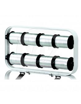Lintrolhouder H+R STANDARD raam voor 8 rollen