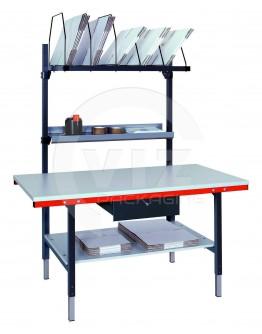 Packstation complete System 1600 - 160 x 80 cm  (Hüdig + Rocholz)