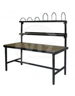 Packing table 160 x 80 cm Budgetline