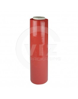 Hand stretch film red 23µ / 50cm / 270m