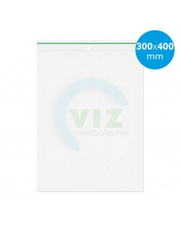 Gripzakken 300 x 400 mm standaard