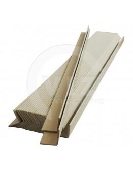 Cardboard corner profiles  ECO, 100 cm - 100pcs