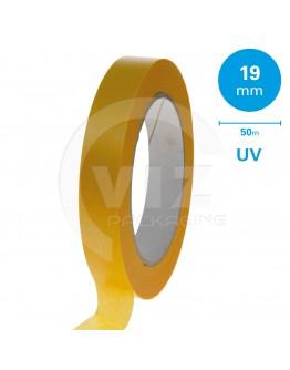 Masking tape Washi Gold Ricepaper 19mm/50m