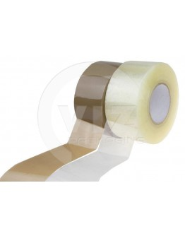 PP Acrylic tape 48mm/150m High Tack Brown