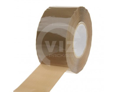 PP Acrylic tape 48mm/150m High Tack Brown Tape