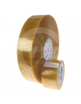 PP acryl Ulith Freezer HQ machinetape 48mm/900m transparant