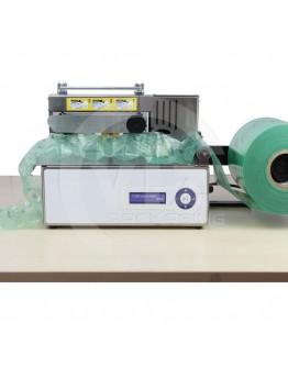Air Cushions film Airspeed Green 10x20cm, roll 500m