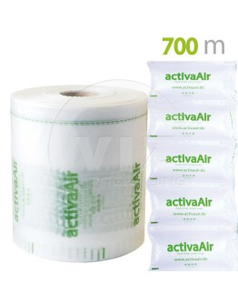 Air cushion film ActivaAir 10 x 20cm, 700m, transparent