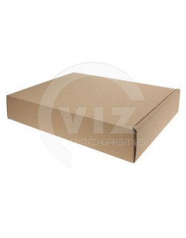 Postbox small cardboard shipping box A5+ 235x185x46mm