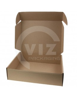 Postbox small cardboard shipping box 100x100x40mm