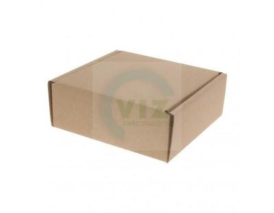 Postbox small cardboard shipping box 100x100x40mm Shipping cartons